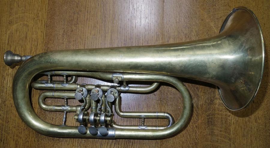 bugle anonyme laiton